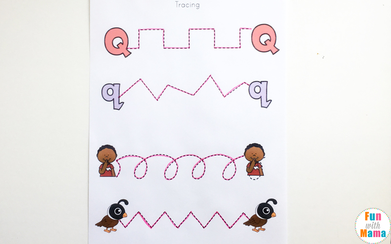 Fun Letter Q Activities For Kids