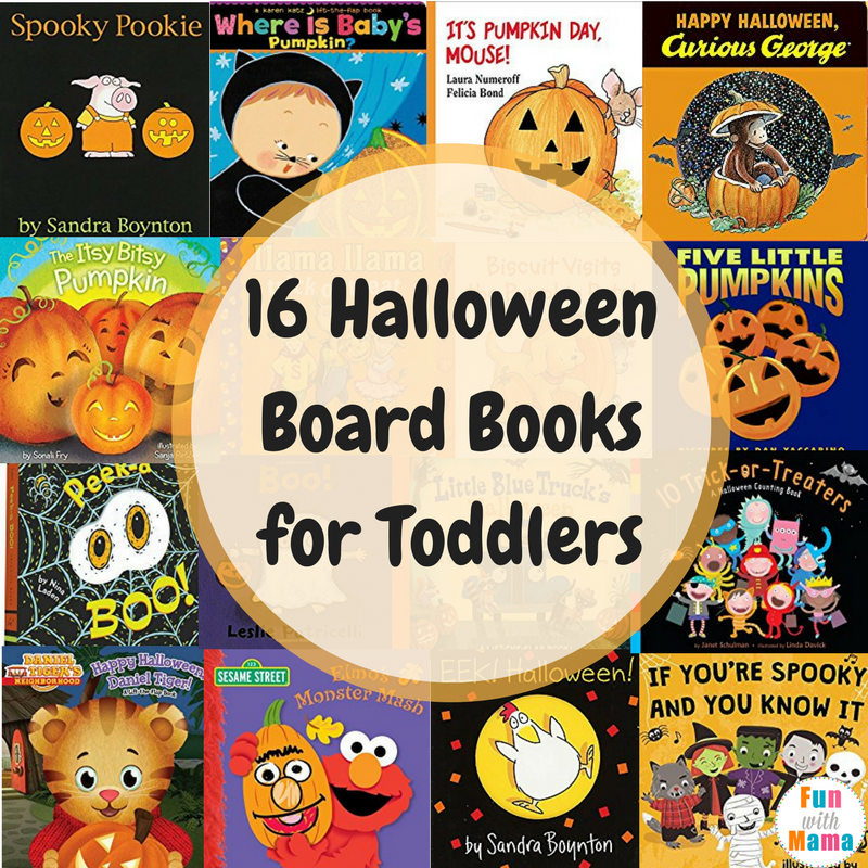 best halloween board books and picture books for toddlers and preschoolers