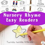 Nursery Rhyme Easy Reader Books