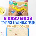 6 Easy Ways to Make Learning Math FUN!