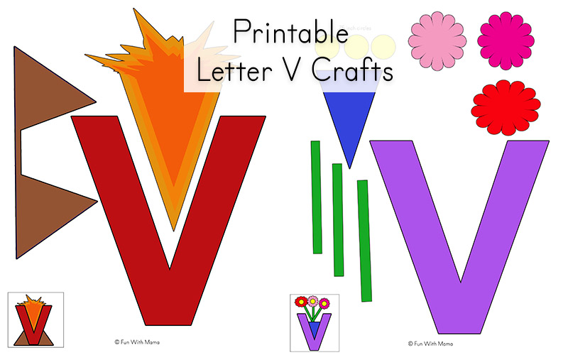 letter v craft letter v worksheets for preschool kindergarten 23287