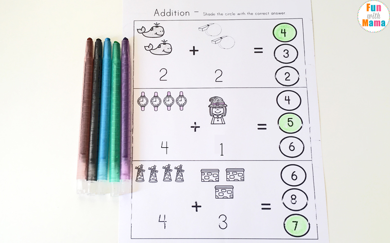 Educational Coloring Pages For Kindergarten : Letter w worksheets for preschool kindergarten fun with mama