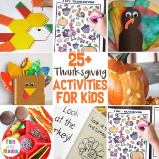 Fun Thanksgiving Activities For Kids
