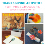 Thanksgiving Activities Your Preschooler Will Love