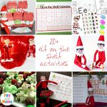 20+ Elf On The Shelf Ideas + Activities