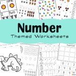 Help Kids Learn Numbers With These Fun Printables