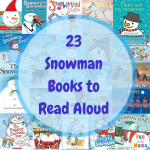 23 Read Aloud Snowman Books For Preschoolers