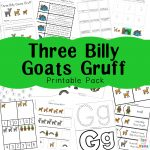 Three Billy Goats Gruff Activities