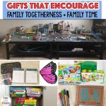 Family Gift Ideas That Encourage Family Time