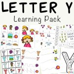 Letter Y Worksheets For Preschool + Kindergarten