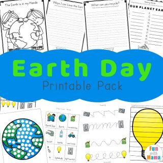 Earth Day Activities For Kids Including Printables And Worksheets