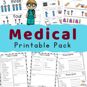 Community Helpers Kids Doctor Kit And Games For