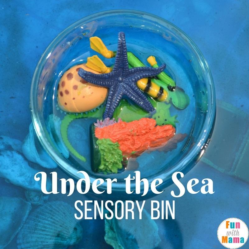Under the sea square