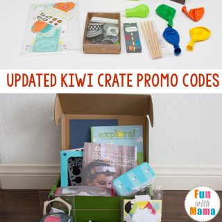 Absolute BEST Kiwi Crate Promo Codes – Up to 40% off!