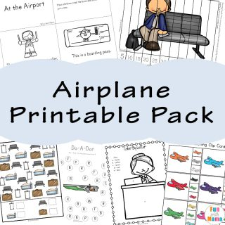 Airplane For Kids