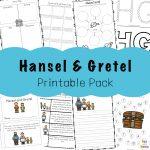 Hansel and Gretel Short Story Activities