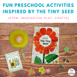 The Tiny Seed: Awesome Activities To Enjoy With Your Preschooler
