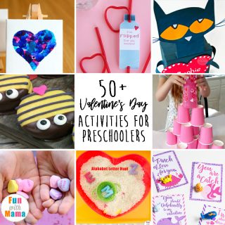 50+ Fun Valentines Activities For Preschool