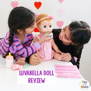 Luvabella Doll Review
