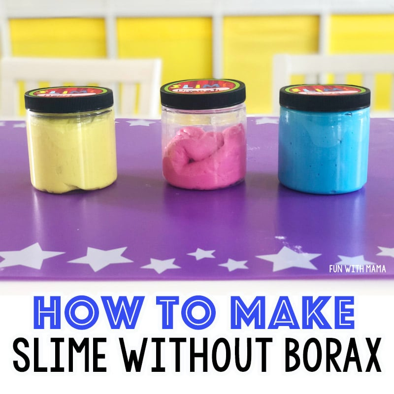 How to make slime without borax fun with mama slime without borax ccuart Choice Image