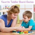 9 Preschool + Toddler Board Games That Are Educational And Fun!