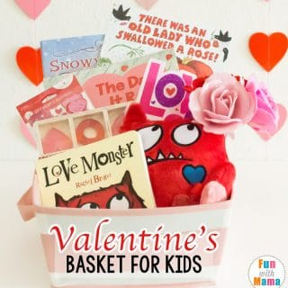 Valentines Basket – Valentine's Gifts For Kids