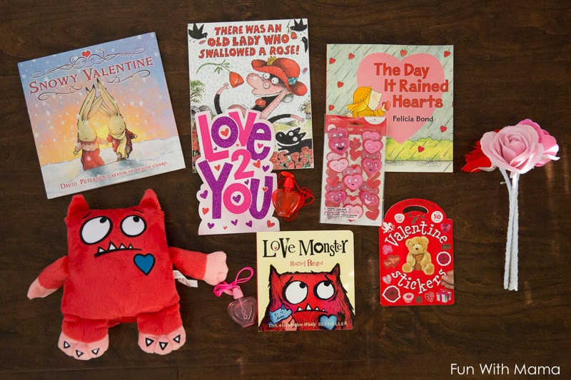 Valentines Basket   Valentineu0027s Gifts For Kids   Fun With Mama   Valentines  Gifts
