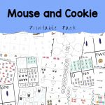 If you Give a Mouse a Cookie Printable Activities