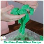 How To Make Xanthum Gum Slime Recipe