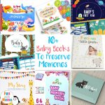 Best Baby Record Book and Baby Memory Books