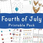 4th of July Preschool Activities