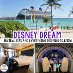Everything You Need To know About The Disney Dream Disney Cruise Ship