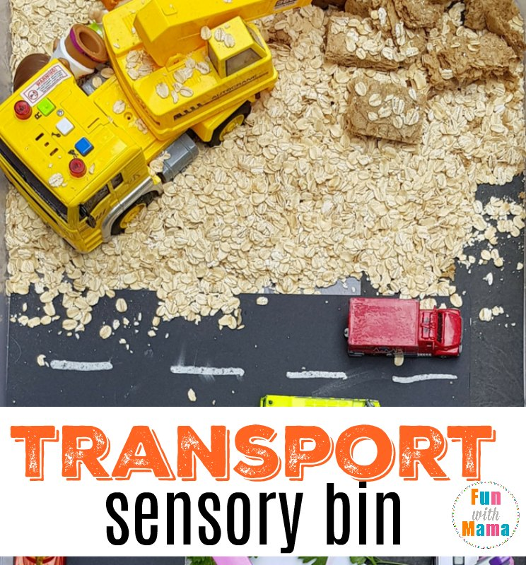 transportation theme preschool