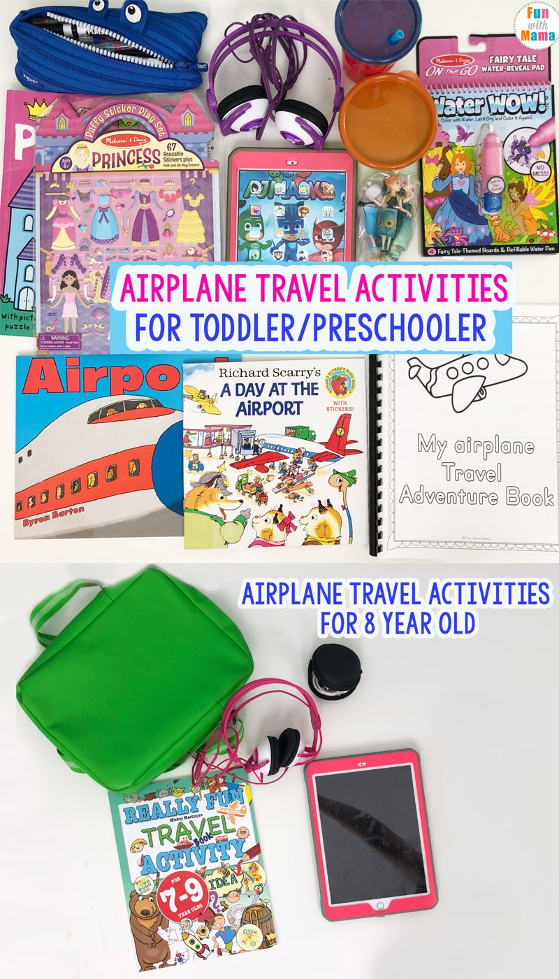 Travel With Kids Carry On Luggage Ideas For Flying With Toddler