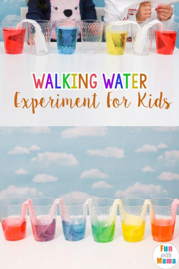 Walking Water Worksheet by KindergartenRox | Teachers Pay Teachers
