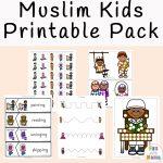 Ramadan Activities + Muslim Kids