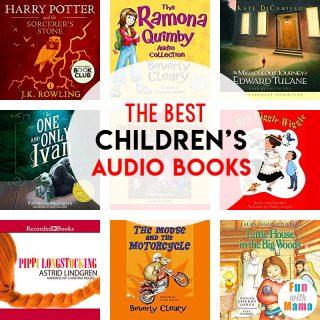 Best Children's Audio Books