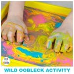 How To Make Oobleck Recipe – Non Newtonian Fluid