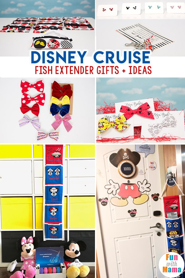 Disney Cruise Fish Extender Gifts and ideas