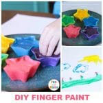 Baby Safe Paint – Homemade Paint