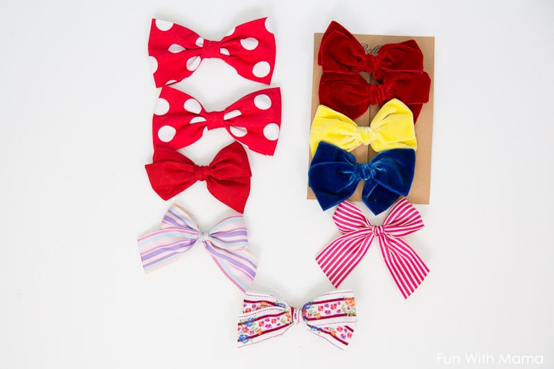 labelle baby bows