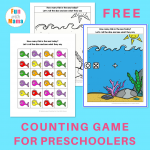 Fish Eyes Book: Activities And Crafts For Preschoolers