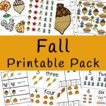 Fall Theme Activities For Kids