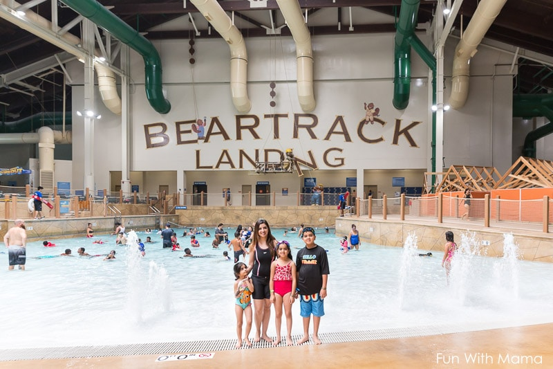 great wolf lodge for family