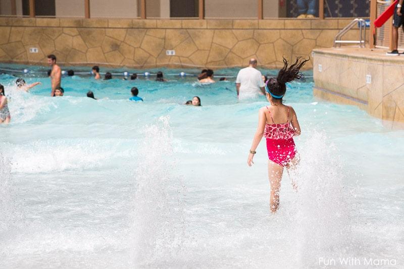 indoor waterpark for kids
