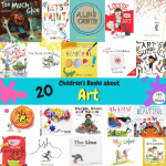 20 Children's Books about Art