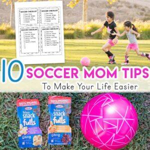 soccer mom tips