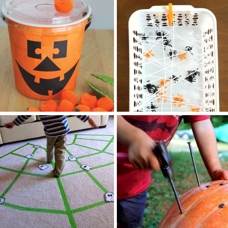 Halloween Activities That Are Great For Toddlers!