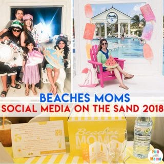 Beaches Moms Social Media On The Sand 2018