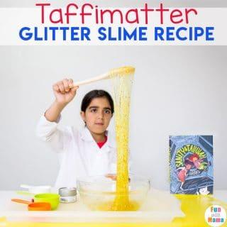 Taffimatter Glitter Slime Inspired By Sanity & Tallulah